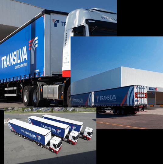 Transilva Empresa de Transporte com Caminhão Baú