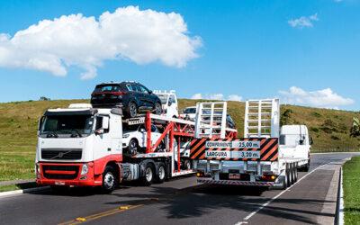 Transporte de carga pesada   Veja os cuidados necessários