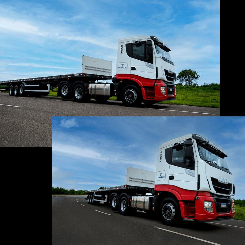 Transporte de Container | Transportadora de Container