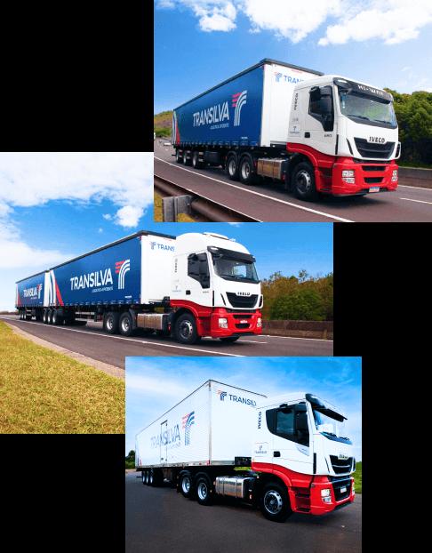 Transilva Transportes e Logística | Transporte de Cargas Gerais